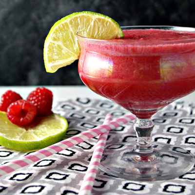Raspberry Lime Daiquiri