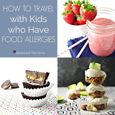 How to Travel with Kids Who Have Food Allergies