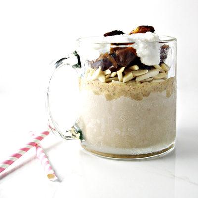 Salted Caramel Breakfast Smoothie