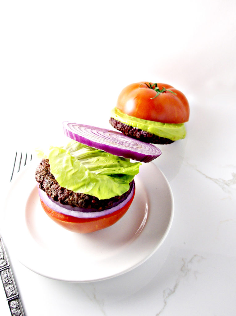 Paleo Avocado Mayo is perfect with burgers! | spritiedandthensome.com