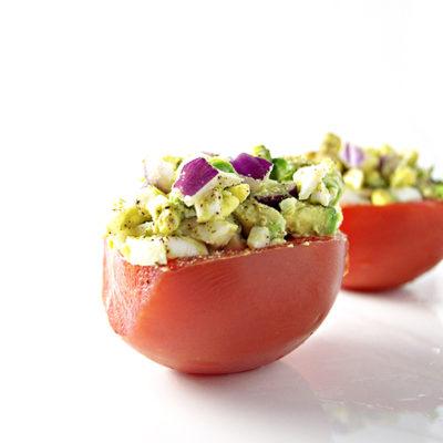 Mayo-Free, Paleo Egg Salad
