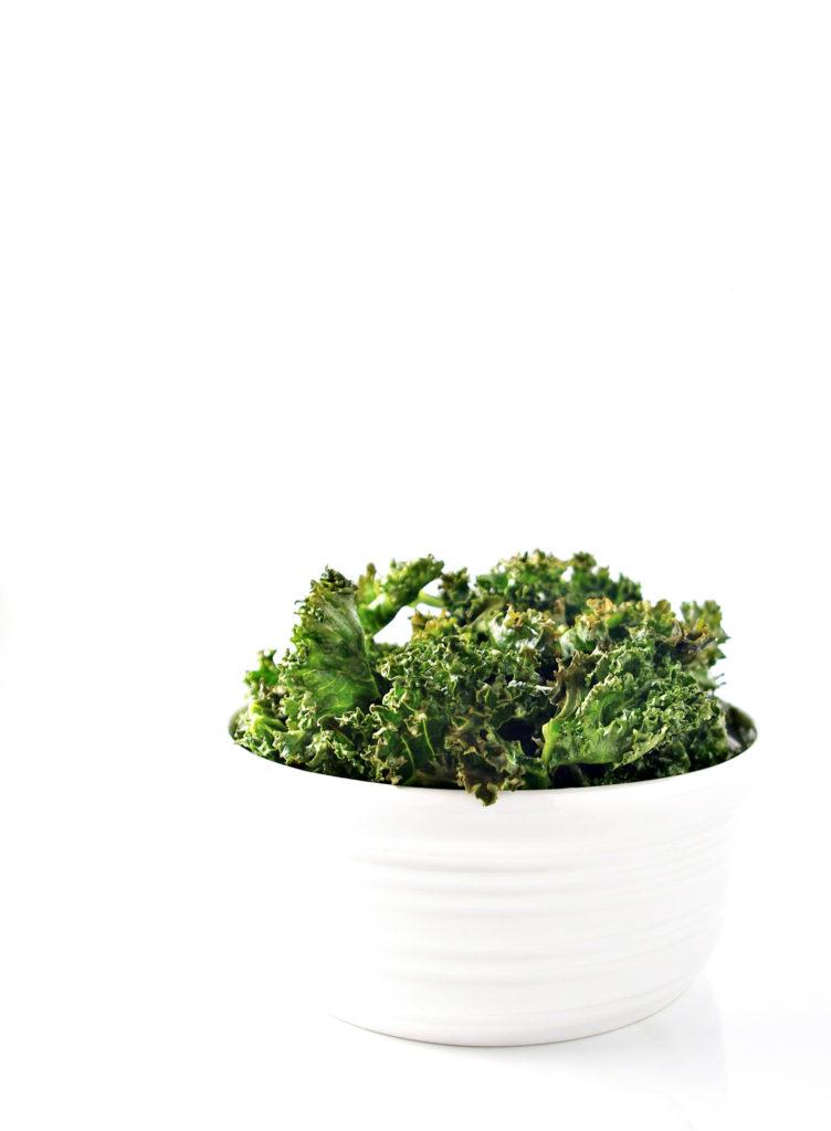 The Best Kale Chips {Vegan + Paleo} | via spiritedandthensome.com | #paleo #vegan #glutenfree #grainfree #snack #appetizer #healthy #recipe