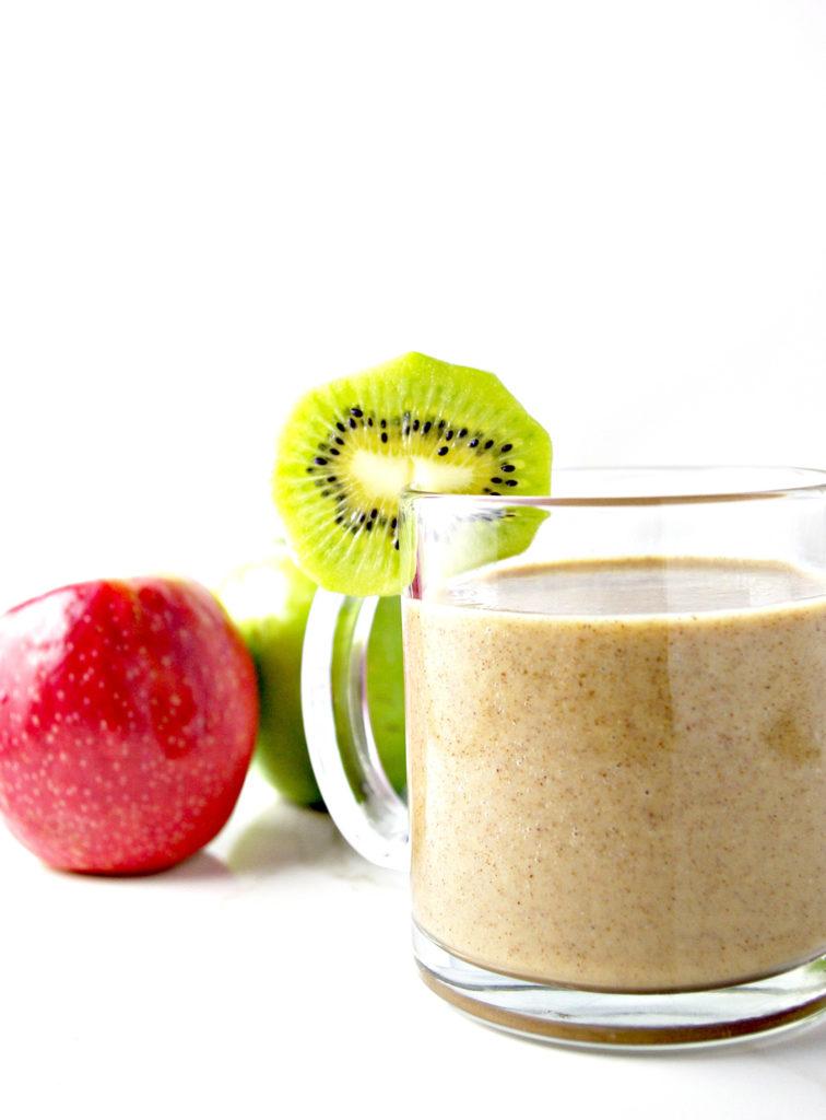 Kiwis and Apples | via spiritedandthensome.com
