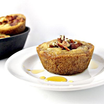 Texas-Style Maple Bacon Muffins