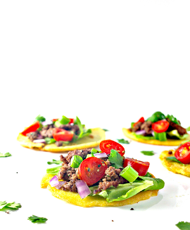 We (including the kiddos!) absolutely LOVE Homemade Mini Paleo Tortillas! We make them ALL the time! | spiritedandthensome.com