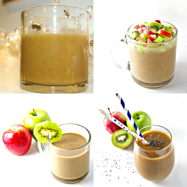 Older versions of gluten-free Kiwi Apple Cider! | spiritedandthensome.com