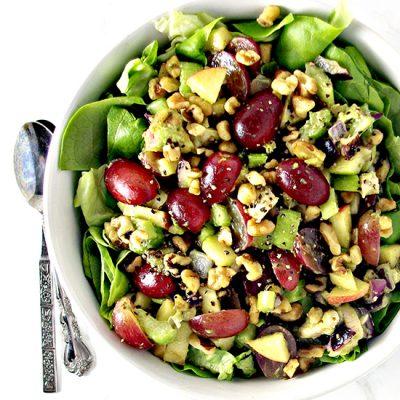 Easy Paleo Apple Chicken Salad