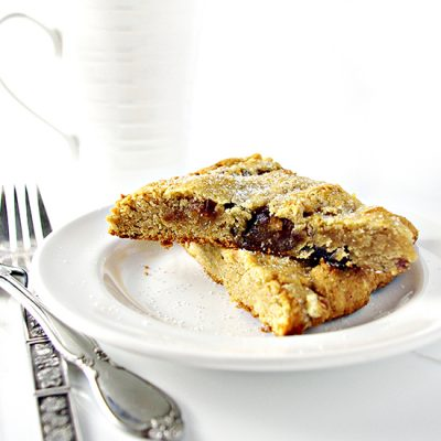 Grain-Free Cinnamon Scones