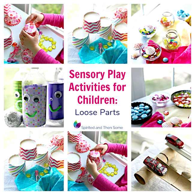Sensory play activities for high energy, spirited children! | spiritedandthensome.com