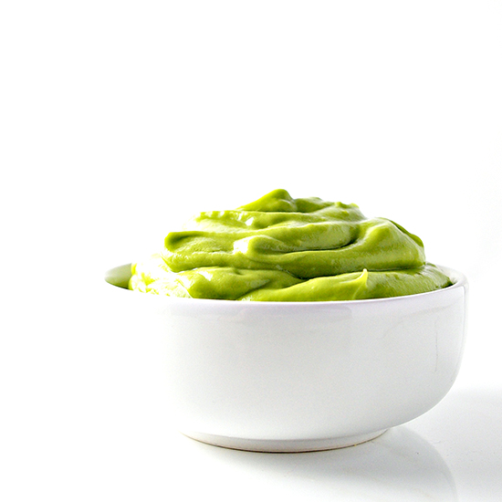 Avocado Mayo is a delicious paleo and vegan condiment! | spiritedandthensome.com