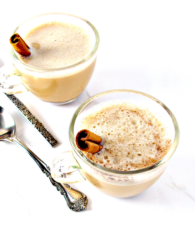 Dairy-Free Chai Tea is full of rich, robust flavors! Gluten-Free and vegan or paleo! | spiritedandthensome.com