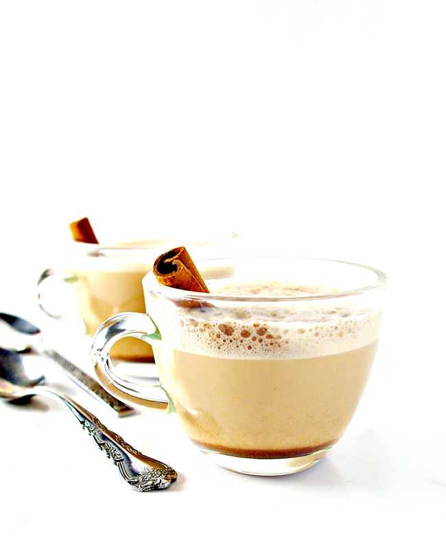 Dairy-Free Chai Tea is ready in minutes and is also gluten-free! Vegan or paleo! | spiritedandtensome.com