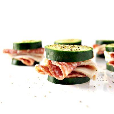 Deli-Style Cucumber Sandwiches