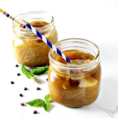 Homemade Iced Coffee