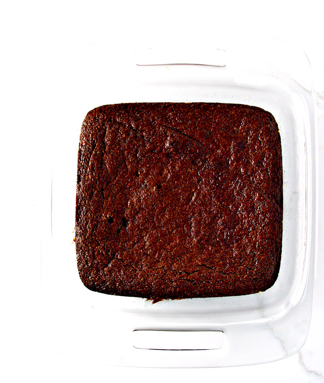 Fudgy Paleo Brownies are super easy to prepare and are ready in about 30 minutes!   spiritedandthensome.com