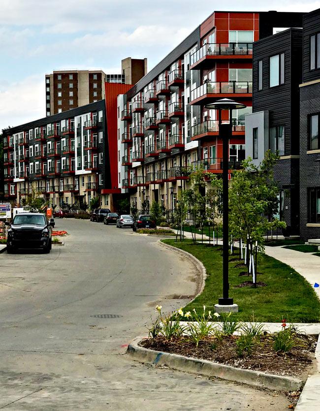 Condo development in downtown Des Moines, Iowa!   spiritedandthensome.com