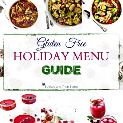 Gluten-Free Holiday Menu Guide