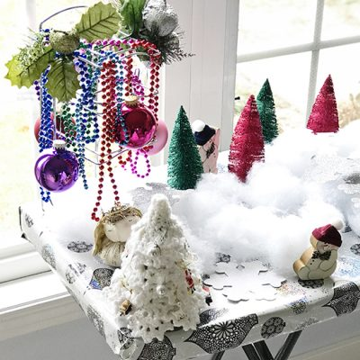 Holiday Sensory Play Activities