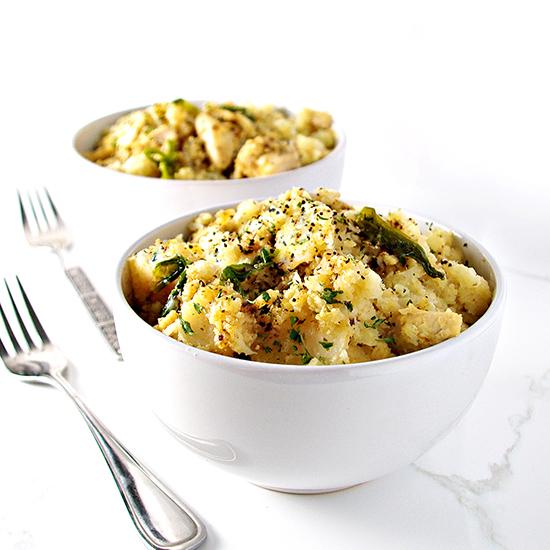 Garlic Chicken Stir-Fry is a deliciously gluten-free dinner recipe!   spiritedandthensome.com