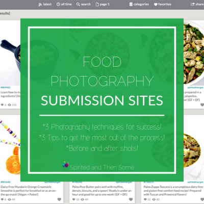 Food Photography Submission Sites
