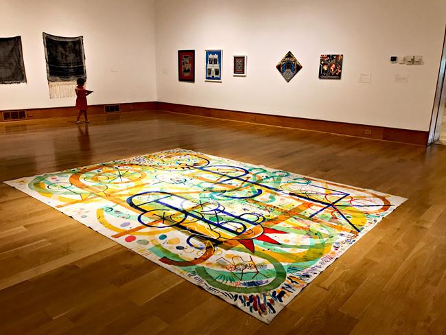 Interactive art at the Des Moines Art Center! | spiritedandthensome.com