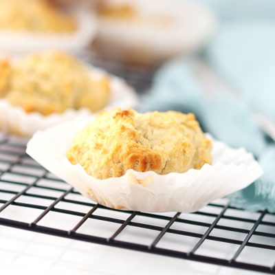 Gluten-Free Honey Muffins